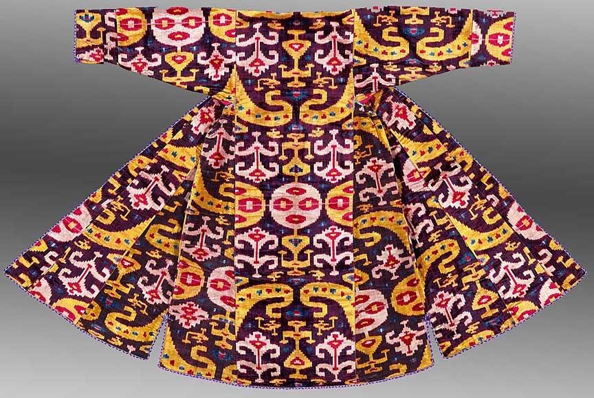 Velvet Robe (chapan)