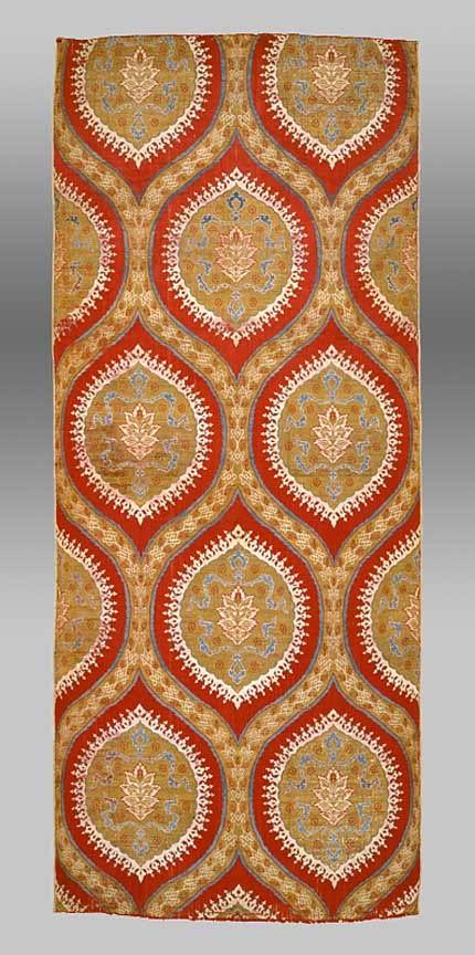 Ottoman Silk Fragment