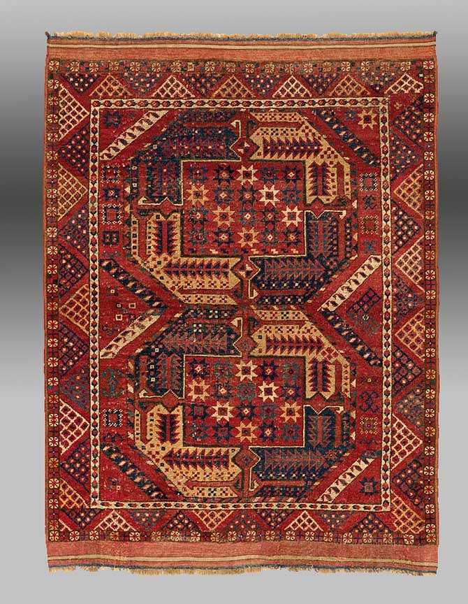 Central Asian Rug