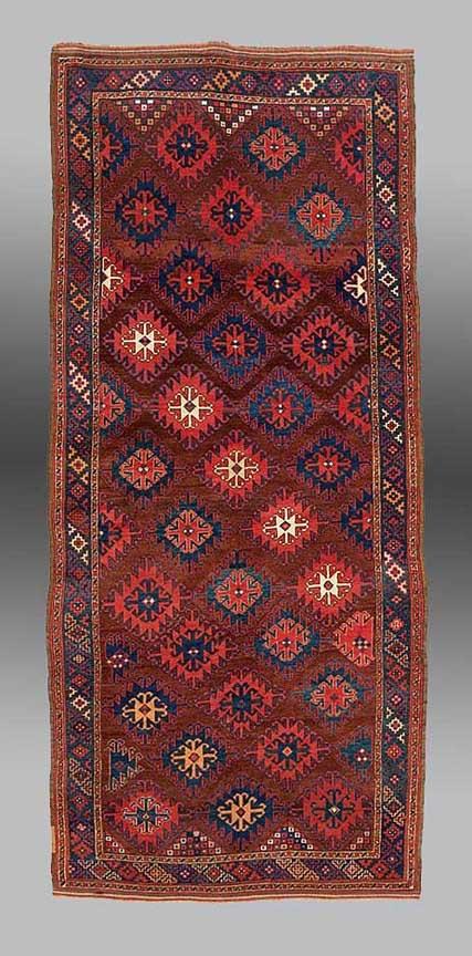 Uzbek Turkmen Rug