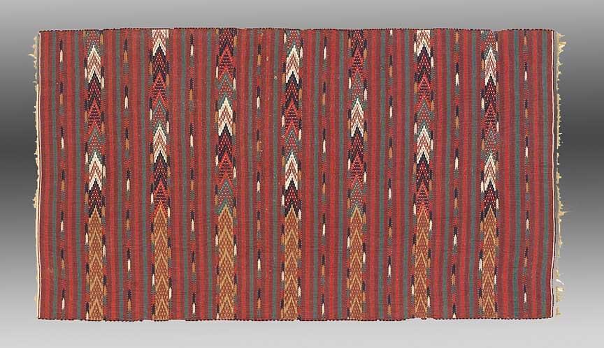 Turkmen Cover (kilim)