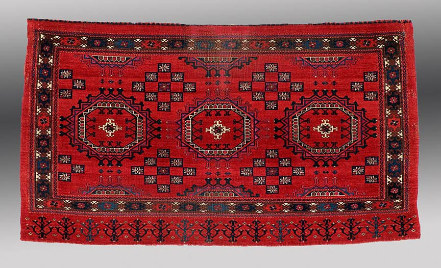 Bag Face (chuval), Salor Tribe