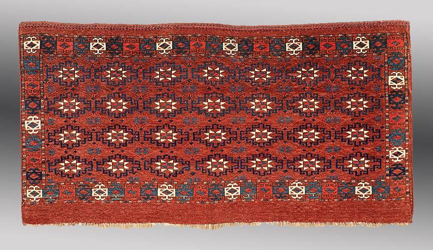 Bag Face (torba), Turkmen
