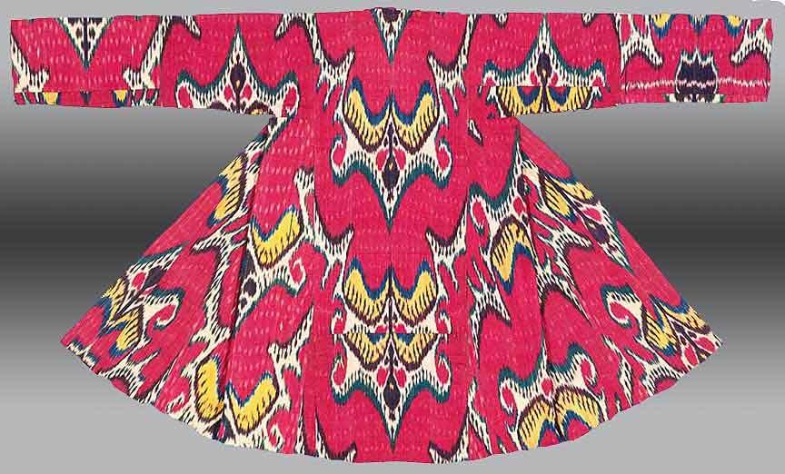 Silk Robe (chapan)